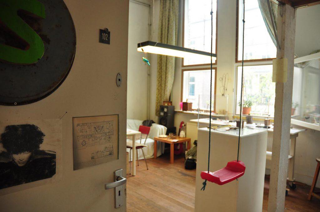 Susanne's atelier
