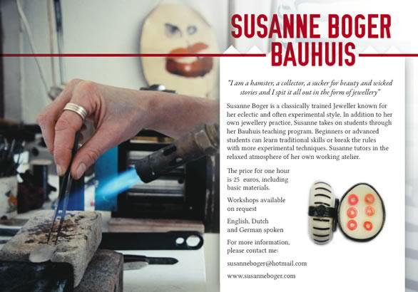 Suzi's Bauhuis